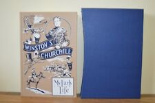 My early Life - Winston S Churchill - Folio Society 2007 (E) First Printing
