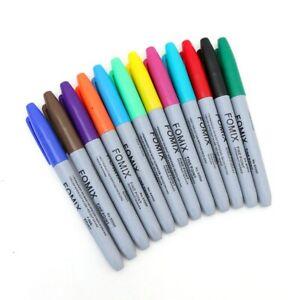 .12 color/set Tattoo Transfer Pen non-toxic harmless on Skin Permanent Marker AU