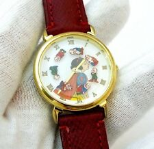SNOW WHITE,Pedre,RARE!,Limited Ed,KISSING Dial,Mint In Box, MENS WATCH R7-08