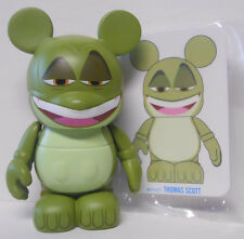 2011 Disney Vinylmation Figure-Animation #1 Frog Prince w/ Card