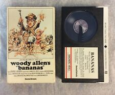 Bananas (1971, Betamax) Woody Allen