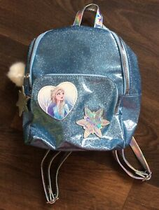 Primark Girls Frozen Mini Rucksack Never Used