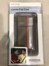 Belkin Canvas Flip Case For Ipod Nano F8Z129-BT