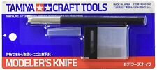 TAMIYA 74040 Craft Tool Modeler's Knife Plastic Model Japan Made