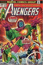 Avengers LOT Vol. One NO 129, Vol. Three NO. 500, 503, Disassembled, Finale