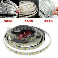 5M 3528/3014/5050/5630  Waterproof  Flexible Strip SMD LED Light 12V 6000K