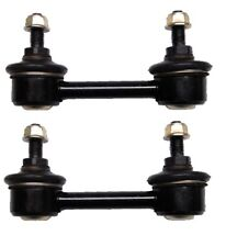 2 (Pair) Sway Bar Stabilizer Links Kit Rear K90520 New