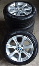 4 BMW Sommerräder Styling 394 3er F30 F31 4er F32 F33 F36 225/50 R17 94W 6796243