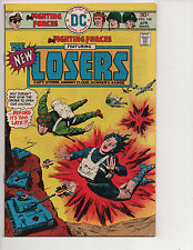Our Fighting Forces #166 (4/76) FN (6.0) Losers! Great Bronze Age!
