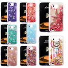 For LG X Venture H700 Liquid Glitter Quicksand Hard Case Phone Cover Accessory