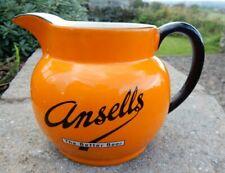 Ansells brewery advertising pub water jug Wade Regicor
