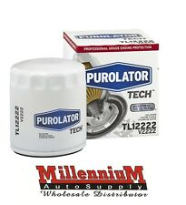 Purolator Oil Filter TL12222 (12 Pack) Fits XG10060, PH10060, 57060 V222