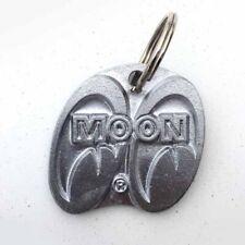 """Mooneyes Aluminium Schlüsselanhänger """"EYES"""" Hotrod Vintage Rock Oldschool Kustom"""