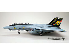 F-14D Tomcat Diecast  USN VF-31 Tomcatters, NK100, USS Abraham Lincoln 1:72