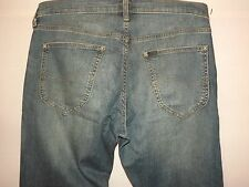"SLIM STRAIGHT FIT JEANS W34"" L28""  (ORIGINAL) 310"