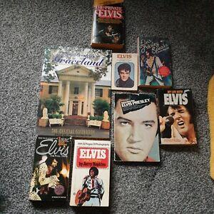 8 Elvis Books