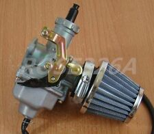 Carburettor W/ Air Filter Honda 3 Wheeler Big Red Honda cd 200 benly 1983