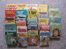 1956-1975 TV Whitman Book Collection. 44 Different. Star Trek, Munsters, etc