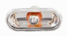 Seat LEON 1999 - 2005 Glühwürmchen FRECCIA Seite Kristall transparent Weiß