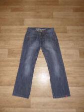 Damen-Bootcut-Jeans aus Denim mit niedriger Bundhöhe (en) Play