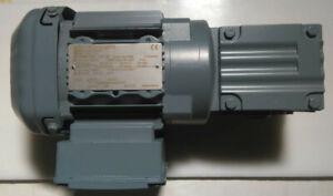 SEW Eurodrive Getriebemotor WA20 DRS71S4 - 0,37kW - 1380 r/min - i=19,5