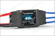 HobbyWing FlyFun 40A Brushless Speed Controller ESC Built in BEC 5V/5A (2-6S)