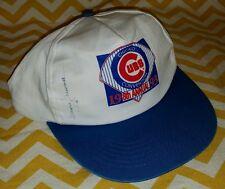 1993 MLB 8 Annual Chicago Cubs pepsi Signed Wayne Messner hat ball cap snapback