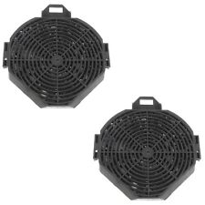CDA SIA CH61, CH91, CH101, CP61, CP71 Cooker hood extractor charcoal filters x 2