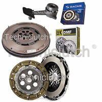 2 PART CLUTCH KIT AND LUK DMF WITH SACHS CSC FOR FORD FOCUS ESTATE 1.8 TDCI