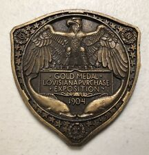 Jack Daniels Distillery Reproduction of 1904 Gold Medal Louisiana Purchase Expo
