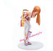"Dead or Alive Kasumi C2.Ver PVC Statue 8"" Toy Figure New in Box White"