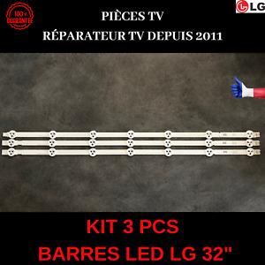 6916L-1399A 6916L-1400A B1 B2 LC320DUE-ABFR1 BARRES LED LG LC-32LN520B ET AUTRES