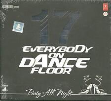 EVERYBODY ON DANCE FLOOR 17 - NEW ORIGINAL BOLLYWOOD CD