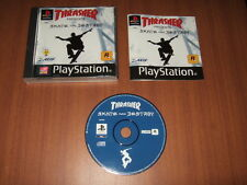 Thrasher Skate And Destroy Sony Playstation / PS1