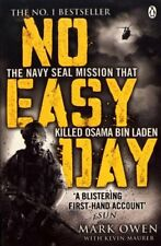No Easy Day: The Only First-hand Account of the Navy Seal Miss ,.9781405911894