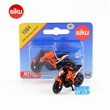 Siku 1384/Diecast Toy Motorcycle Model/KTM 1290 Super Duke R/Collection for Gift
