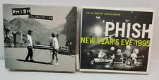 Phish CD Lot Colorado 88 and 12/31/1995 Madison Square Garden Very Good see desc