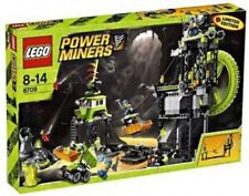 LEGO Power Miners Underground Mining Station Exclusive Set #8709