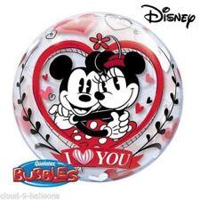 Ballons de fête ballons bubbles mickey mouse pour la maison