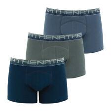 6 Boxer Athena Maxi Coton Bio X6