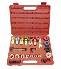 22pc Fuel and Air Conditioning Disconnection Tool Set AC Line Hoses Fuel Kit NEW