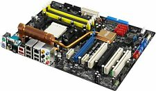 ASUS M2N-SLI DELUXE , AM2/AM2+/AM3 , AMD Motherboard