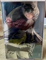 Batman Final Crisis #6 Foil Exclusive Comic Con La Mole  Virgin Variant *NM* HTF