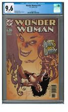 Wonder Woman #176 (2002) Adam Hughes Cover CGC 9.6 White Pages FF135
