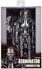 Neca The Terminator 7'' T-800 Endoskeleton Action Figure New