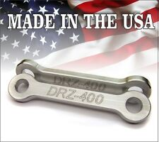 "2"" Inch Lowering Links for 2000-2018 Suzuki DRZ 400 Models Link Kit E / S SM"