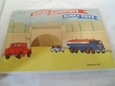 DINKY TOY CATALOGUE 1956 UK EDITION EXCELLENT CONDITION FOR AGE