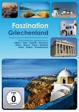 DVD * FASZINATION GRIECHENLAND - und seine Inseln  # NEU OVP ~