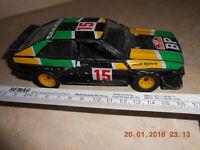 Modell Auto Audi Urquattro Rallye Nr. 15 1981 Fa.Polistil Made in Italy 1:24