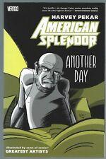 American Splendor: Another Day Harvey Pekar Vertigo 2007 First Paperback Good